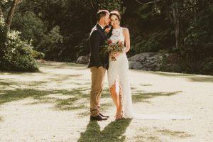 Lisa & Justin- married xx Sol Gardens, Currumbin Valley  235