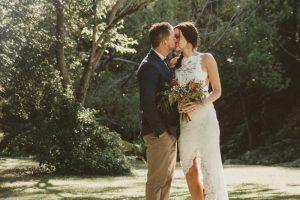 Lisa & Justin- married xx Sol Gardens, Currumbin Valley  20