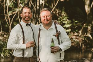 Lisa & Justin- married xx Sol Gardens, Currumbin Valley  22