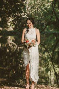 Lisa & Justin- married xx Sol Gardens, Currumbin Valley  24