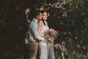 Lisa & Justin- married xx Sol Gardens, Currumbin Valley  25