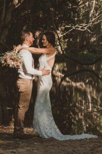 Lisa & Justin- married xx Sol Gardens, Currumbin Valley  27