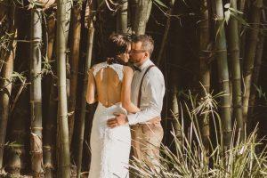 Lisa & Justin- married xx Sol Gardens, Currumbin Valley  30