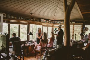 Lisa & Justin- married xx Sol Gardens, Currumbin Valley  41