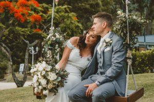 Amy & Steve- Married xx Austinvilla Estate  108