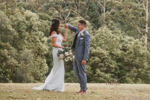 Amy & Steve- Married xx Austinvilla Estate  112